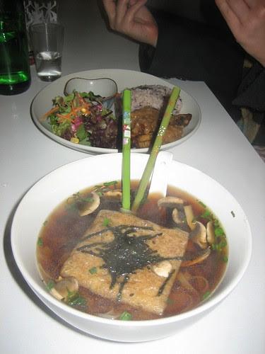 noodles at discobeans