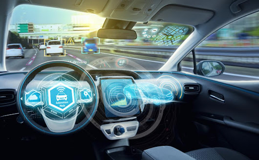 The Future Of The Transport Industry – IoT, Big Data, AI And Autonomous Vehicles