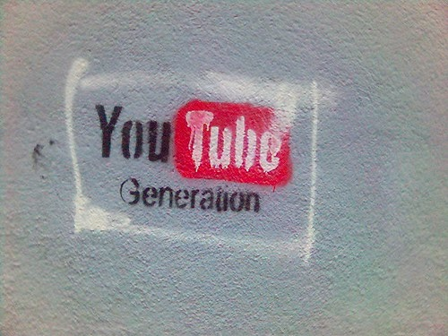 Seleccionando y Compartiendo fragmentos de vídeo de Youtube.