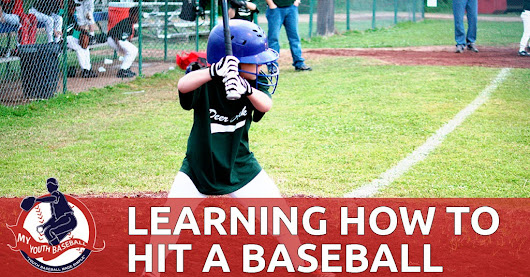Learning How to Hit a Baseball | MY YOUTH BASEBALL