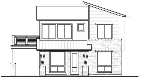 The Shoalmont House Plan 3082 - 3 Bedrooms and 2.5 Baths | The ...
