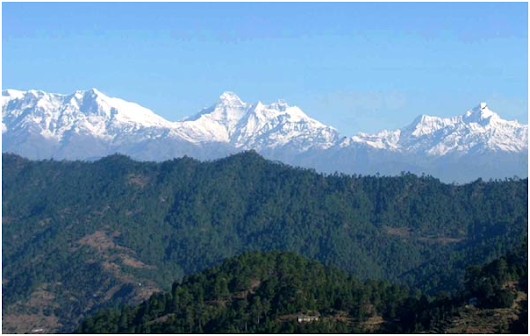 3 Places in Uttrakhand to travel this New Year - Blog | AHA Taxis