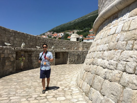 Exploring King's Landing on a Game of Thrones Tour in Dubrovnik - GQ trippin