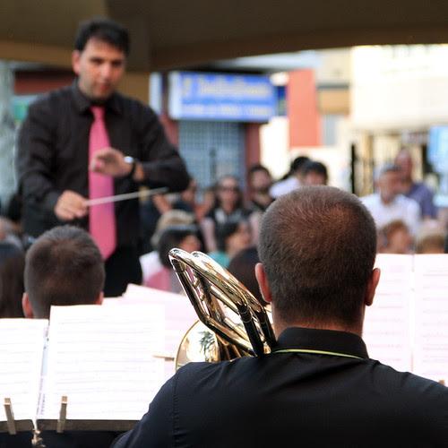 DÍA EUROPEO DE LA MÚSICA 2012 - LEÓN - CONCIERTO DE LA BANDA DE MÚSICA JJMM-ULE - 23.06.12 by juanluisgx