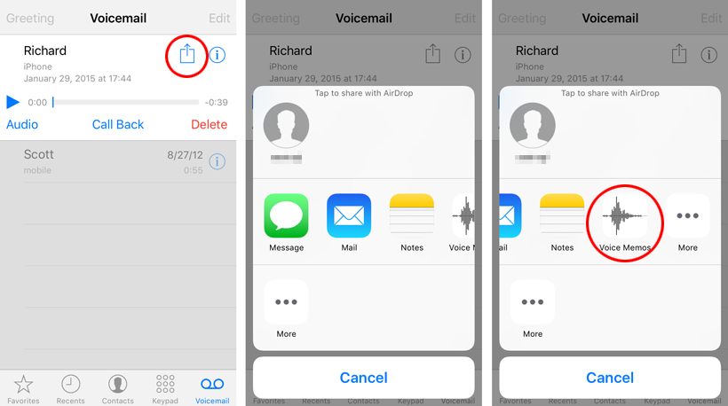 Voice Memos | The iPhone FAQ