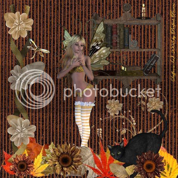 Autumn,Fairies,Fantasy,Poser
