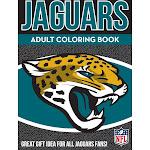 Jaguars Adult Coloring Book [Book]