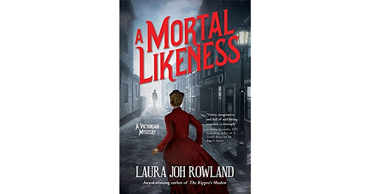 Jen Deal's review of A Mortal Likeness (Victorian Mystery, #2)