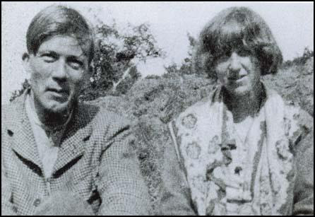 Gerald Brenan and Dora Carrington