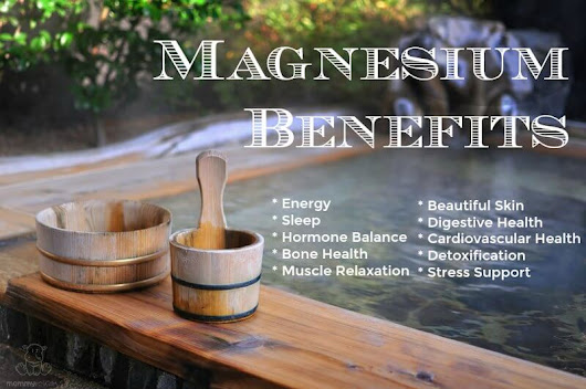 Nutrition: 10 Health Benefits of Magnesium | Health and Wellness