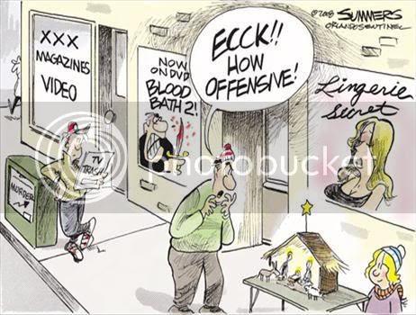 Ecck!! How Offensive