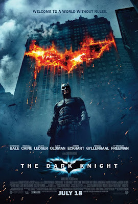The Dark Knight Batman Promotional Movie Poster