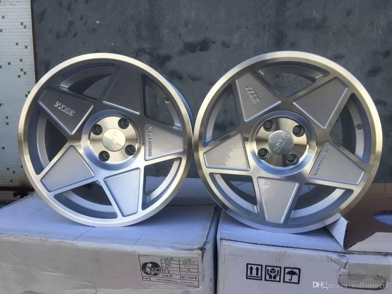 2019 New Design Auto Parts Alloy Wheels Alloy Rim 3sdm