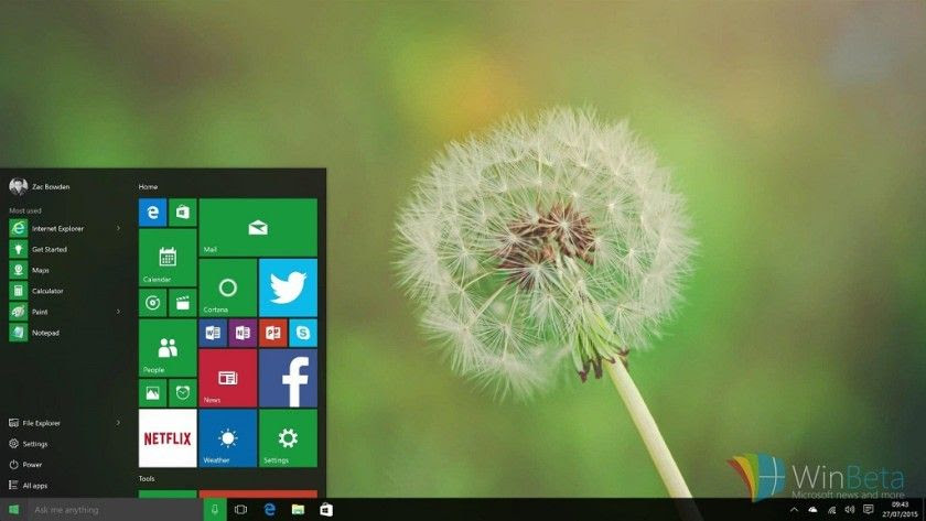 Activan Windows 10 con copias no originales