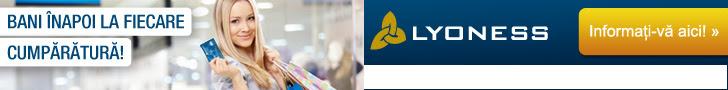 Lyoness este o societate de cumpărători internațională puternică și convinge cu o rețea cuprinzătoare de parteneri comerciali. În plus, cu fiecare cumpărătură sprijiniți automat Lyoness Child & Family Foundation.