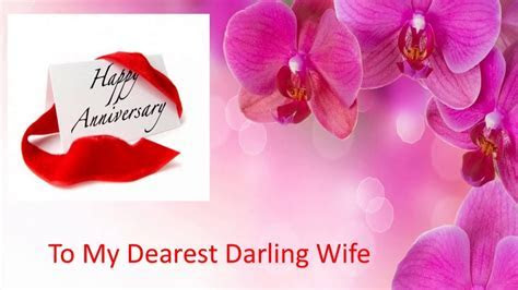 Best Wedding Anniversary Wishes For Wife 2017 [updated list]