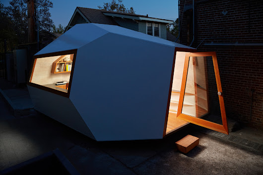 Impressive Micro-Building by Knowhow Shop