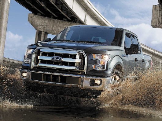Ford F-150 Earns Top Green Vehicle Award for Pickups in 2017 AAA Green Car Guide | Ford Media Center