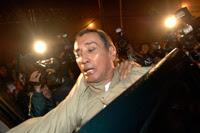 La recaptura de Mario Villanueva en junio de 2007. Foto: Eduardo Miranda