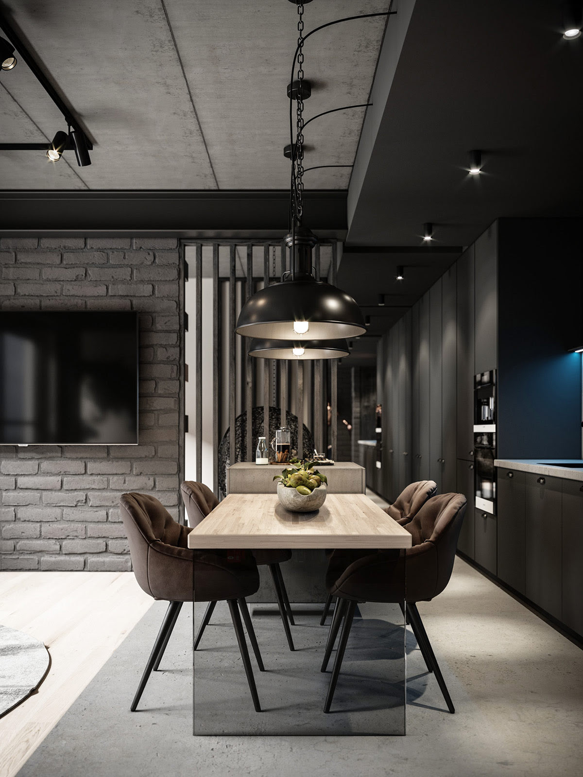 51 Grey Dining Rooms With Tips To Help You Decorate And ...