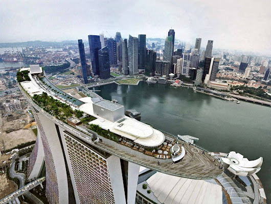 Outstanding Marina Bay Sands Singapore