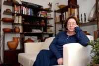 Sara Sefchovich, escritora. Foto: Benjamin Flores