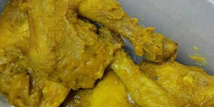 Resep Ayam Ungkep Bumbu Kuning (stok Tinggal Goreng) Oleh Sartikaratnap