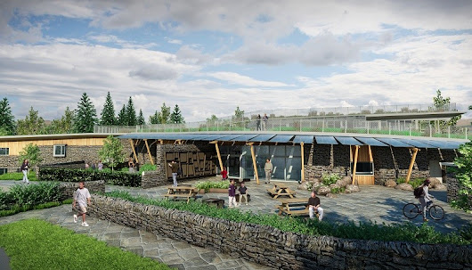 Northumberland visitor centre selects WPL package treatment