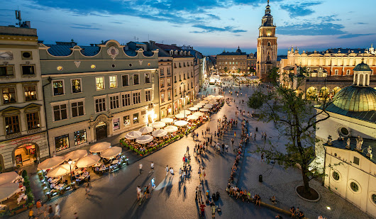Top 5 Cities in Eastern Europe for Digital Nomads
