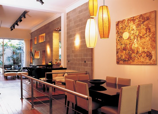 Decoraci n tradicional con est tica moderna tecno haus - Juegos decoracion de interiores ...