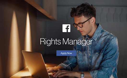 Facebook Officially Announces Its Video Rights Management Service - Tubefilter