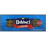 DaVinci Lasagna Pasta - 1 Lb -PACK 12