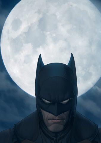 バットマンと月iphone 5 映画壁紙 6401136 Iphoneチーズ