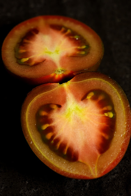 black russian tomatoes© by Haalo