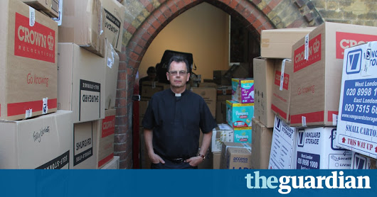 After the Grenfell fire, the church got it right where the council failed | Giles Fraser: Loose canon | Opinion | The Guardian