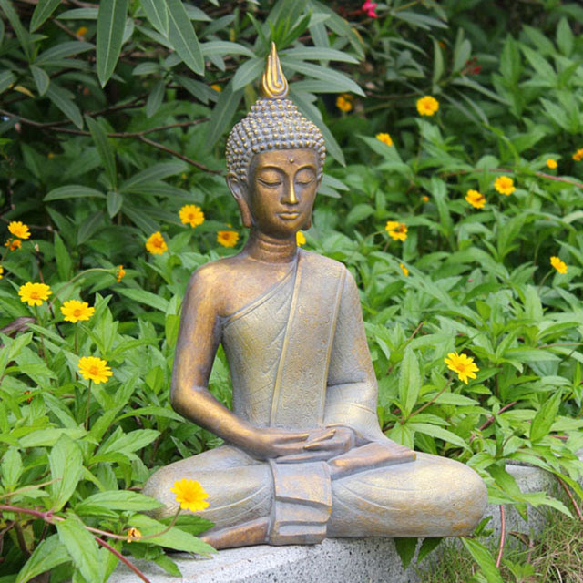 Antique Thai Buddha Garden Statue For Sale Buy Buddha Garden Statue Thai Buddha Statue Garden Statue For Sale Product On Alibaba Com