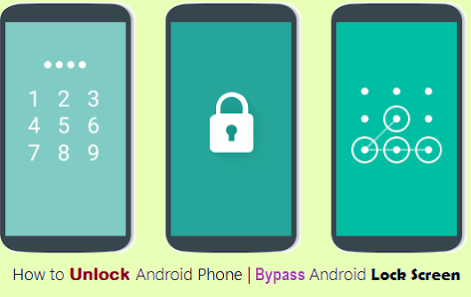 How To Unlock Android Phone | Bypass Android Lock Screen - GizmoBase