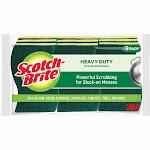 Scotch-Brite Heavy Duty Scrub Sponge - 9pk