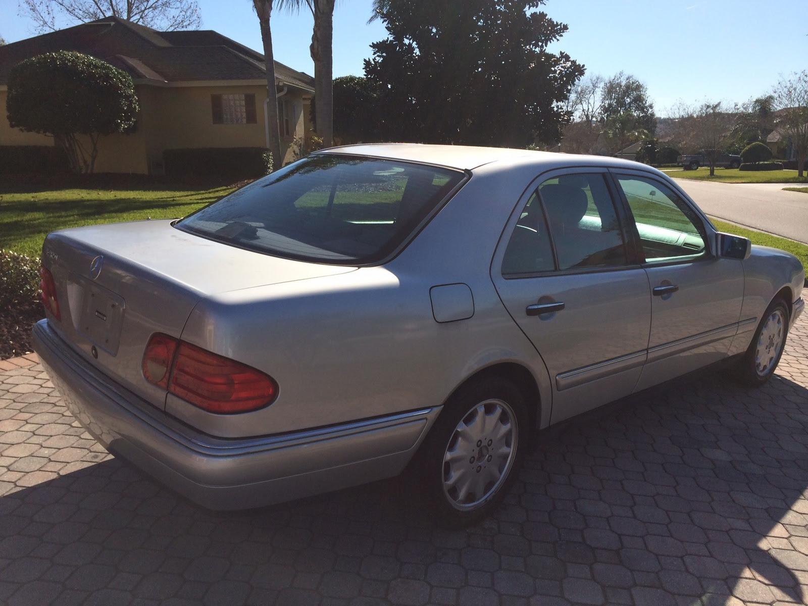 1996 Mercedes-Benz E-Class - Pictures - CarGurus