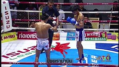 ศึกจ้าวมวยไทยช่อง 3 ล่าสุด 1/3 25 กุมภาพันธ์ 2560 มวยไทยย้อนหลัง Muaythai HD