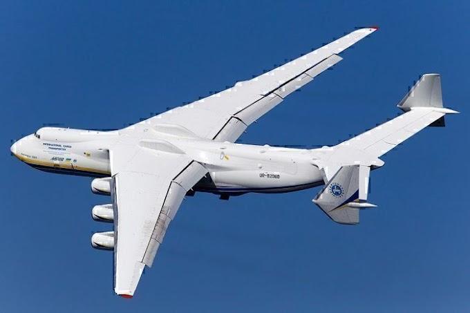 Antonov An-225 x Airbus A380: qual avião é maior?