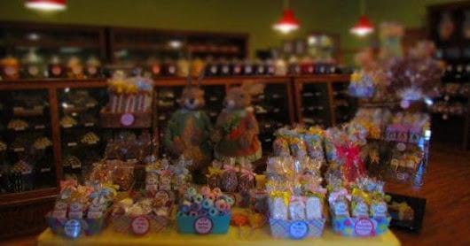 Candy House Gourmet – A Sweet Story