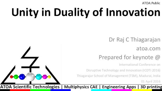 Unity in innovation duality for Engineering Innovations