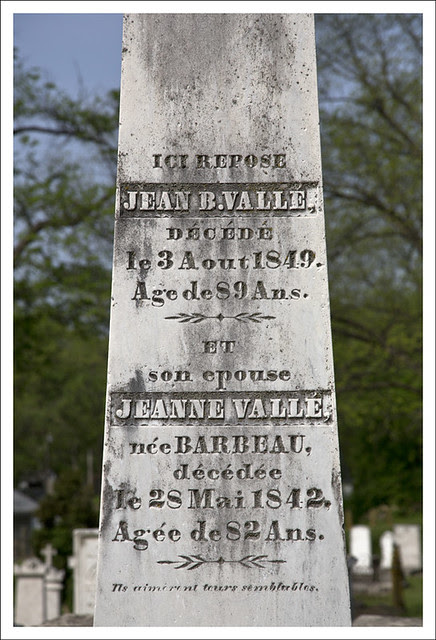 Ste. Genevieve Cemetery 2