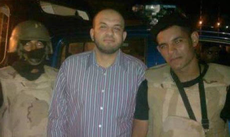 Egyptian Muslim Brotherhood spokesman Ahmed Aref was arrested on August 22, 2013. The military-backed regime has suppressed Islamic opposition. by Pan-African News Wire File Photos