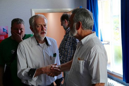 Jeremy Corbyn and Labour Party Leadership ⋆ Birds on the Blog