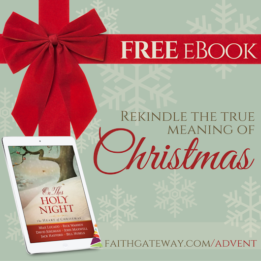 Free Advent Devotions - FaithGateway