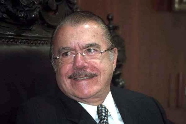 Sarney foi presidente do Senado quatro vezes e tem 59 anos de vida pública (Jefferson Rudy/CB/D.A Press)