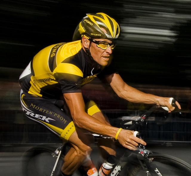Lance Amstrong Oslo Grand Prix 2009
