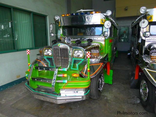 Used Owner Type Jeepney Bus 2013 Jeepney Bus For Sale